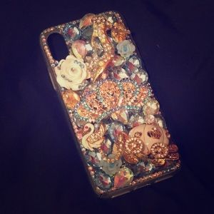 Boutique Cinderella Themed iPhone X case!